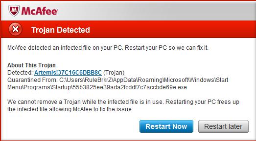 New trojan detected 55b3825ee39ada2fcddf7c7accdf7c7accbde69e.exe at